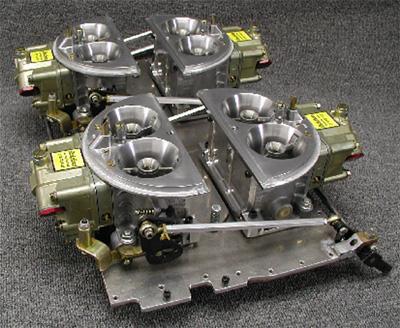 Chucks Auto Body >> Split dominator linkage??? - Scale Auto Magazine - For building plastic & resin scale model cars ...